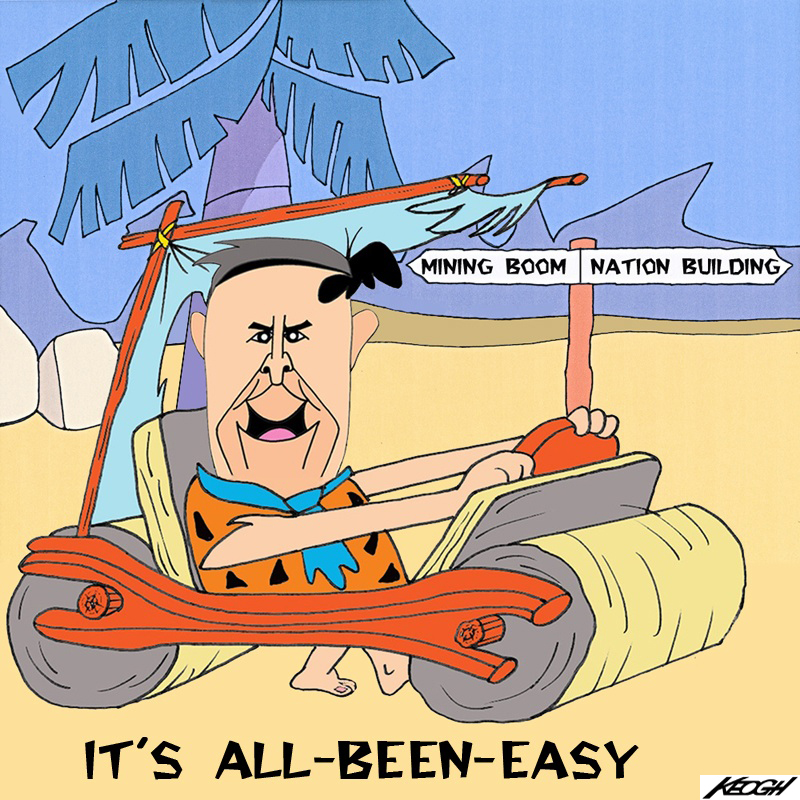 It's all been easy - it's Albanese!